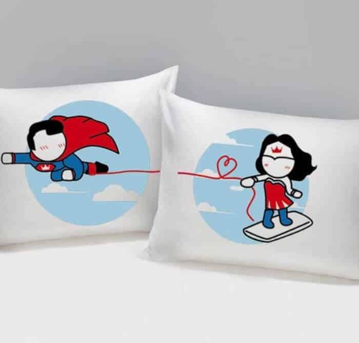 Almohadas llenas de diseños 1