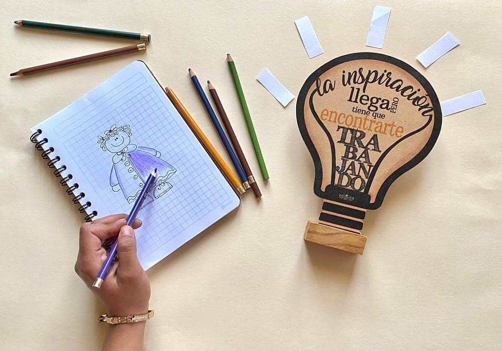 diseños con mensajes creativos 1