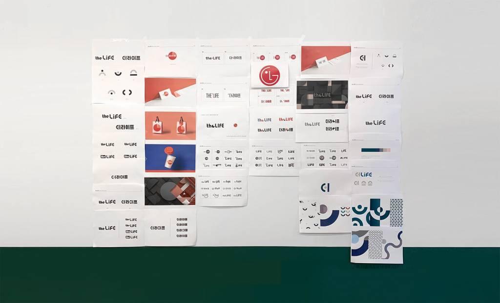 Ejemplo de diseño de marca 1