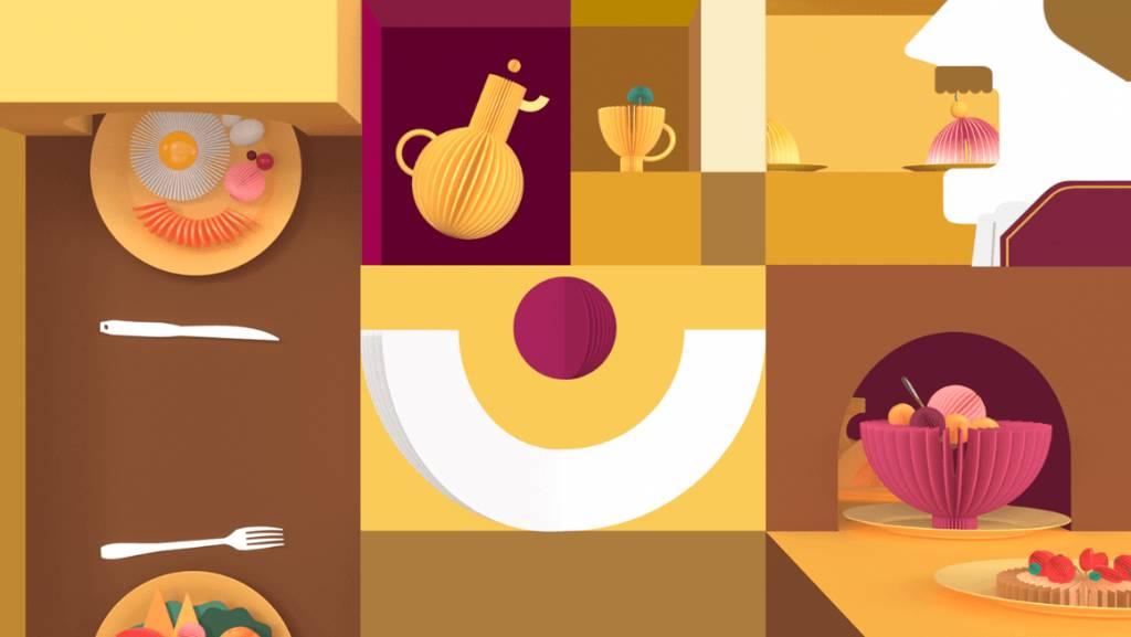 Ejemplo de diseño de marca 4