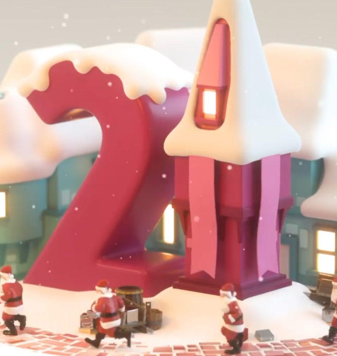 Animaciones navideñas 21
